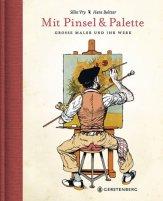 «Mit Pinsel und Palette» von Silke Vry